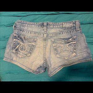 Big Star Jean Shorts-women's